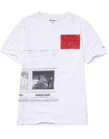 Camiseta Pepe Jeans Pj Laurie