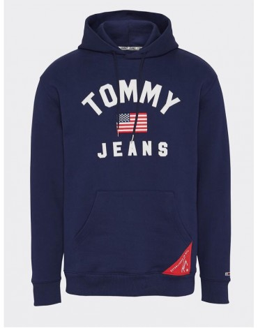 Sudadera Tommy con capucha