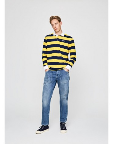 Polo Pepe Jeans estilo Rugby