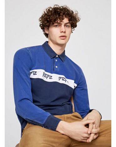Polo Pepe Jeans combinado