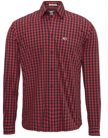 Camisa Tommy Jeans GINGHAM
