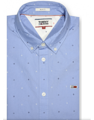 Camisa Tommy Jeans DITSY PRINT