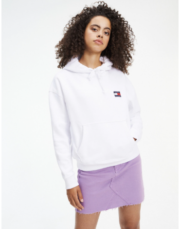 Sudadera Tommy Jeans BADGE
