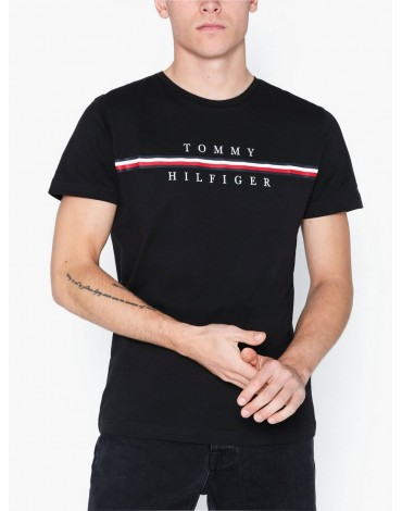 Camiseta Tommy Hilfiger CORP SPLIT