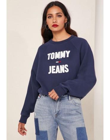 Sudadera Tommy Jeans LOGO REGLAN