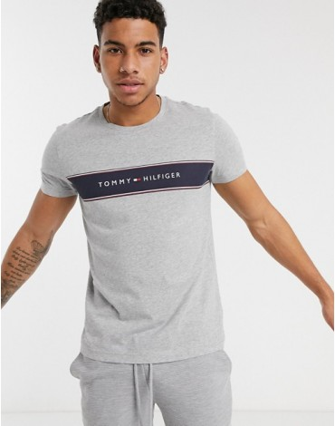 Camiseta Tommy Hilfiger CHEST STRIPE