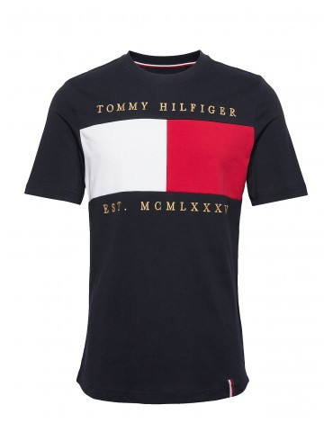 Camiseta Tommy Hilfiger FLAG CHEST