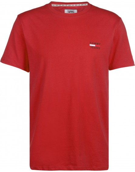 Camiseta Tommy Jeans CHEST LOGO TEE