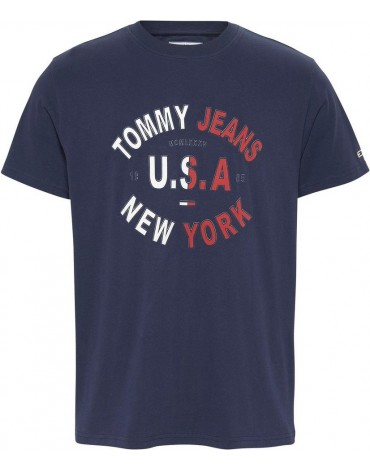 Camiseta Tommy Jeans ARCHED GRAPHIC