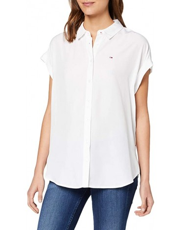 Camisa Tommy Jeans ROLL UP SLEEVE