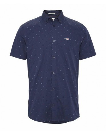 Camisa Tommy Jeans SLEEVE DOBB