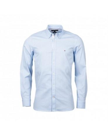 Camisa Tommy Hilfiger SLIM  MULTI GEO