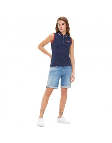 POLO TJW SLEEVELESS POLO