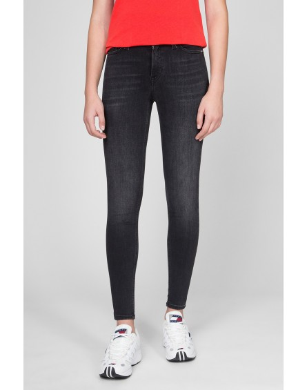 JEANS MID RISE SKINNY NORA WSTBK