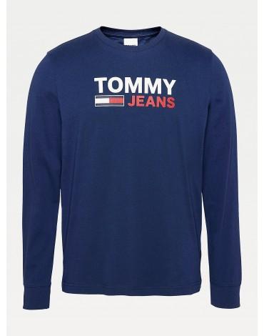 Camiseta TJM Longleeve Corp DM0DM09487