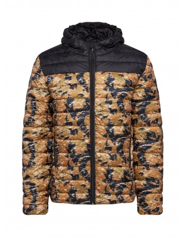 Chaquetón Only & Sons Onssteve Quilted Hood Jacket OTW Noos