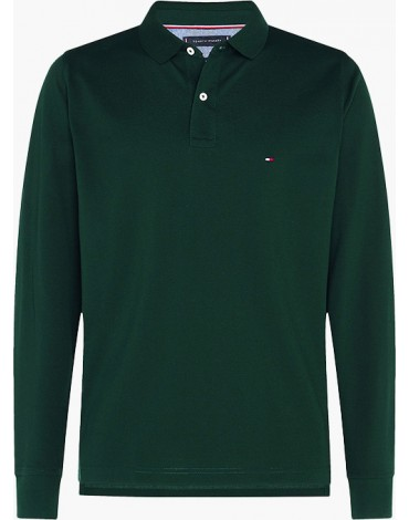 Polo Tommy Regular LS MW0MW15473