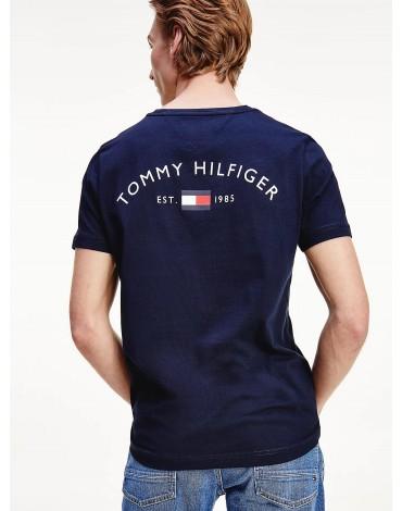 Tommy Hilfiger Camiseta Back Logo Tee MW0MW17681