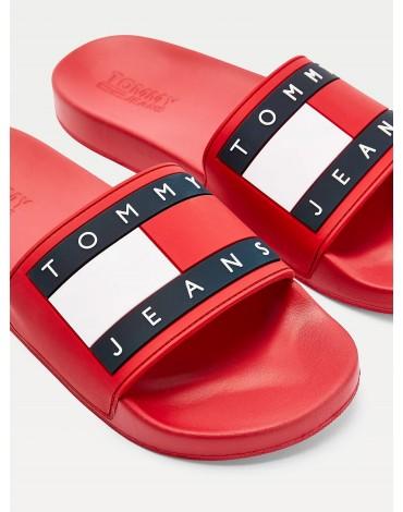 Chanclas Tommy Jeans Flag Pool Slide EM0EM00689