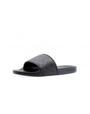 Chanclas Calvin Klein Slide AOP Embossed YM0YM00063