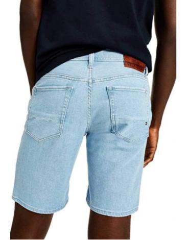 Pantalon corto Tommy Hilfiger BROOCLYN 5PKT MONTANA BLUE