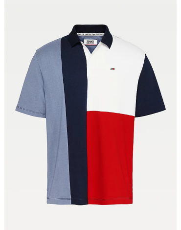 Polo  Tommy Jeans TJM COLORBLOCK POLO