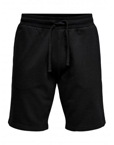 Only&Sons Pantalón felpa corto Onselmer Reg Sweat Shorts