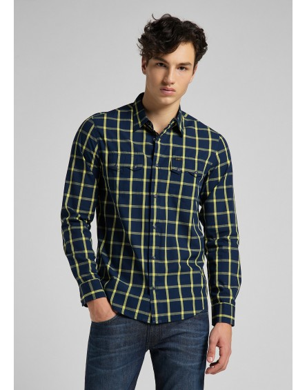 Lee Camisa Rider Shirt L856KRQG