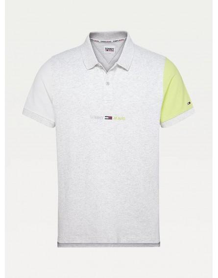 Tommy Jeans Polo TJM Contrast Sleeves DM0DM10650 PJ4