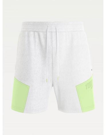 Tommy Jeans Pantalón corto felpa TJM Colorblock Short DM0DM10629 PJ4