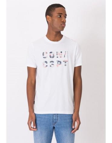TIFFOSI Camiseta manga corta texto Concept Relieve Kandy