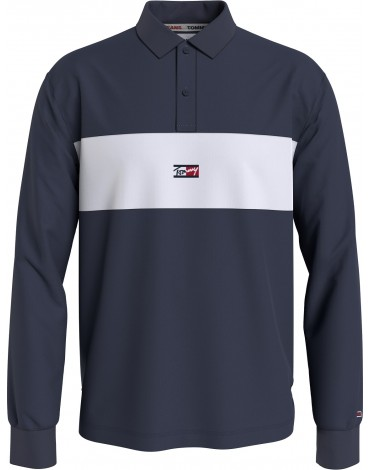 Tommy Jeans Polo TJM Tiniy Tommy Polo C87