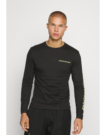 Calvin Klein Camiseta Essential Instit LS 0GM