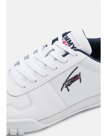 Tommy Jeans Zapatillas Retro Leather Cupsole