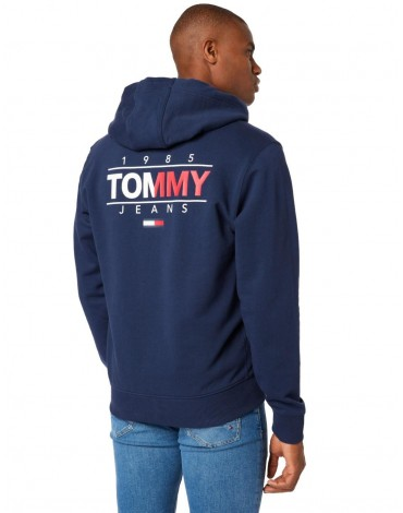 Tommy Jeans Sudadera TJM Essential  Graphic Zipthru